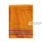 RIMINI DRAP DE DOUCHE 70X130CM ORANGE