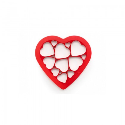COOKIES PUZZLE HEARTS""