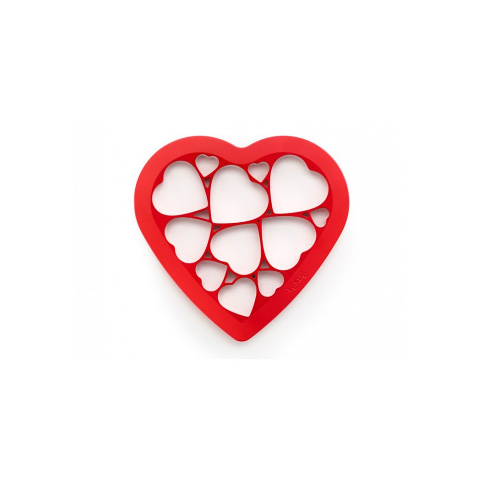 COOKIES PUZZLE HEARTS