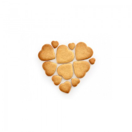 """COOKIES PUZZLE """"HEARTS"""""""