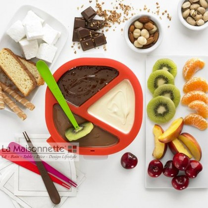 CHOCOLAT FONDUE