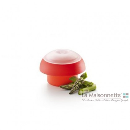 CUIT OEUF OVO CYLINDRIQUE ROUGE