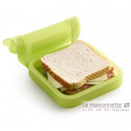 Etui à sandwich carré