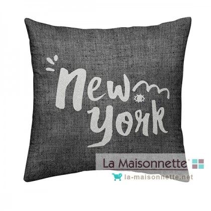 COUSSIN COTON 40/40 SILVER TODAY DESSIN NEW YORK