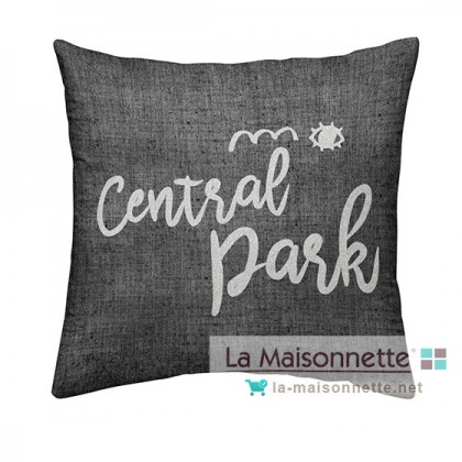 COUSSIN COTON 40/40 SILVER TODAY DESSIN CENTRAL PARK