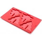 MOULE 3D PETIT ARBRE ROUGE