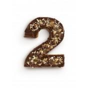 Moule à gâteau Chiffre 2