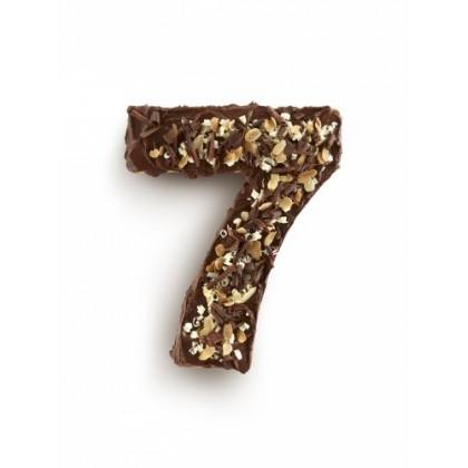 Moule à gâteau Chiffre 7