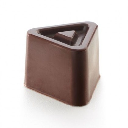 Moule à chocolats triangles