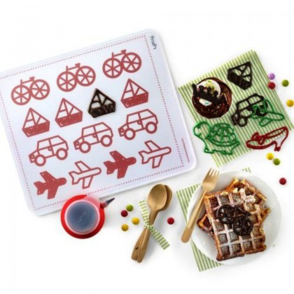 KIT DECOMAT KIDS (DECOPEN + MAT + 4 STENCILS FOR KIDS)