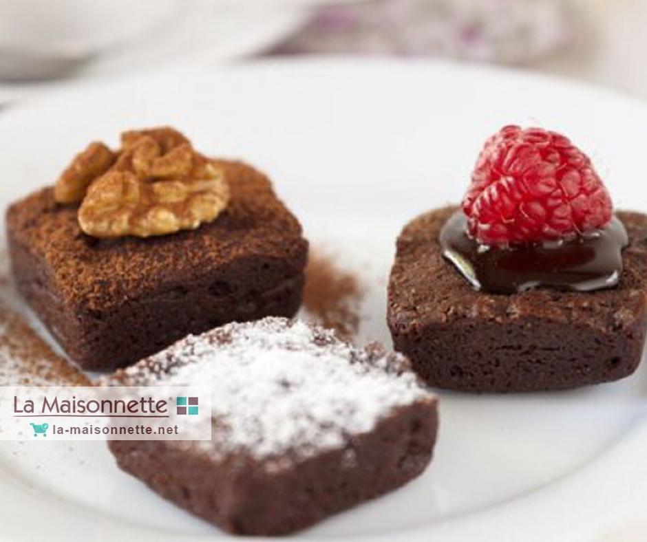Recette Mini Brownies